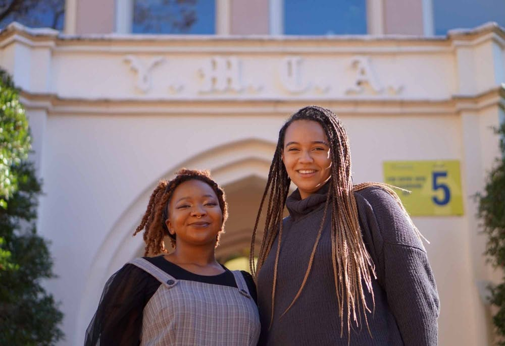 <p>Patrice McGloin, a junior majoring in Psychology and Public Policy with a minor in Chinese, and Montia Daniels, junior double majoring in Women and Gender Studies and Media and Journalism are the new presidents of the Campus Y.</p>