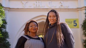 Patrice McGloin, a junior majoring in Psychology and Public Policy with a minor in Chinese, and Montia Daniels, junior double majoring in Women and Gender Studies and Media and Journalism are the new presidents of the Campus Y.