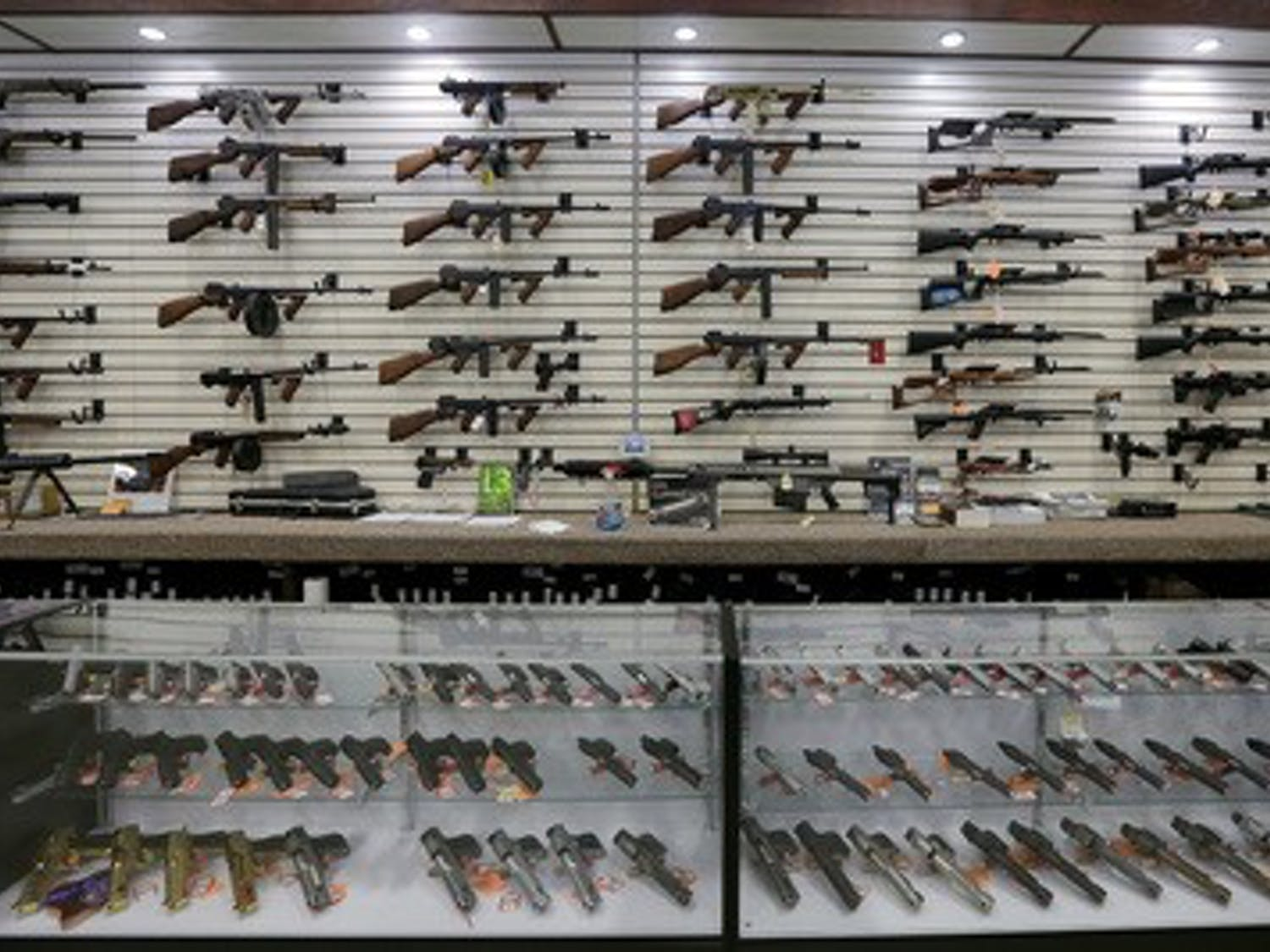 This year is likely to be another big year for firearms laws in the states. (David Maialetti/Philadelphia Inquirer/TNS)