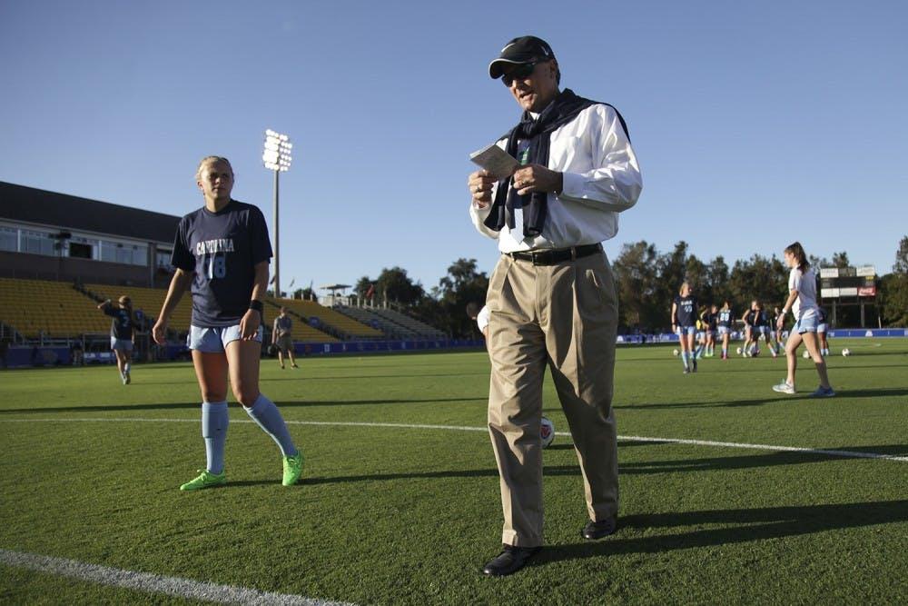 UNC women's soccer coach Anson Dorrance covets culture over championships