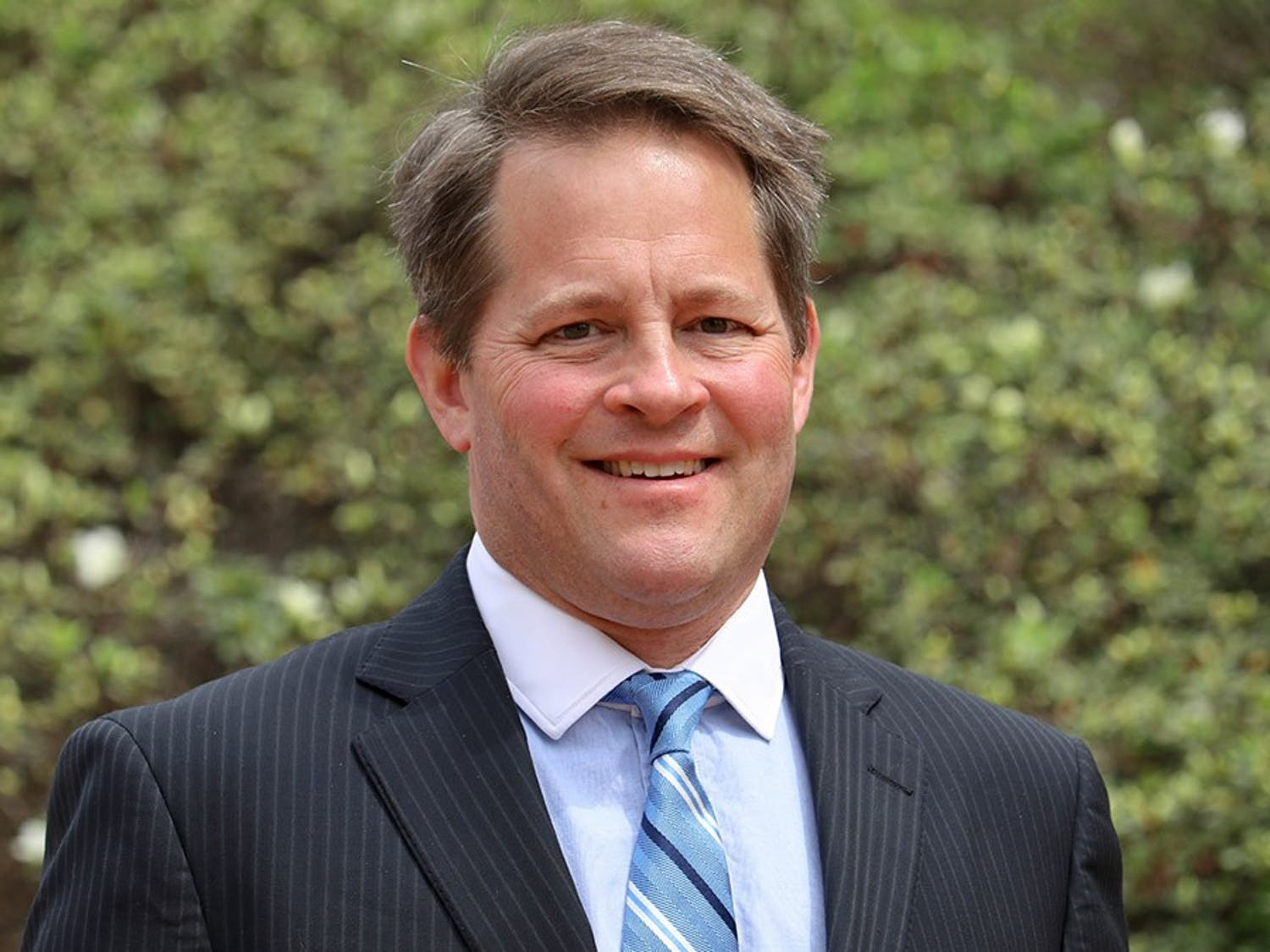 UNC announced on Wednesday, Sept. 2, 2020 that Mike Piehler had been named Carolina's chief sustainability officer. Photo courtesy of the UNC Institute for the Environment.