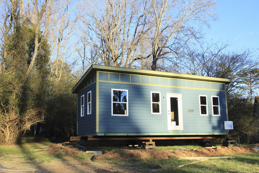 Tiny home project seeks to help mentally ill