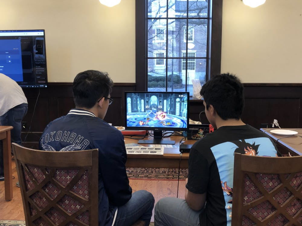 "UNC organizations fight hunger using ""Super Smash Bros"" and more"