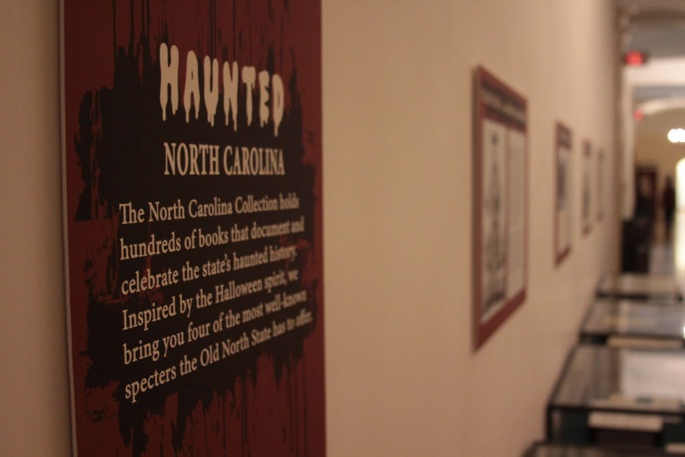 UNC professors talk about Halloween-related folklore