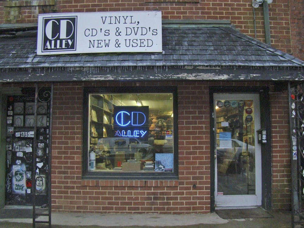 Schoolkids Records to replace CD Alley on Franklin Street