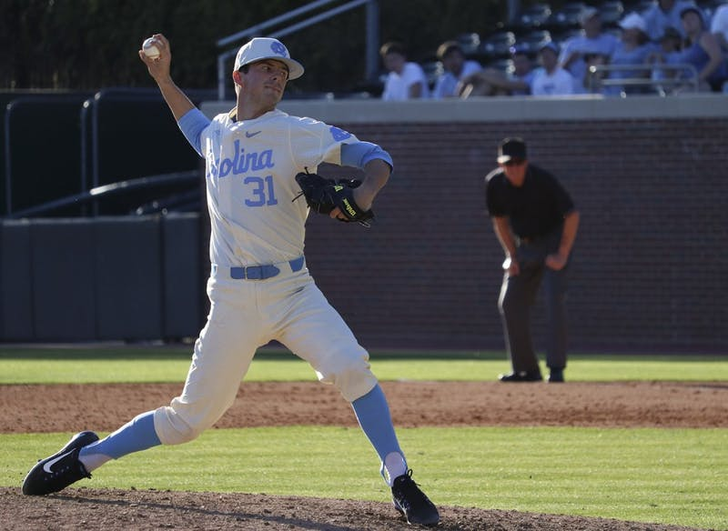 The North Carolina baseball team swept Kentucky this weekend.