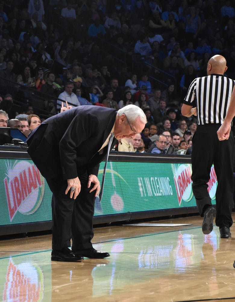 UNC men's basketball falls to Miami, 77-62, after horrid offensive showing