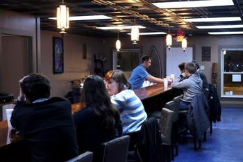 The Krave Kava Bar at 103 W. Main St. in Carrboro provides an alcohol alternative for anyone 18 and older.