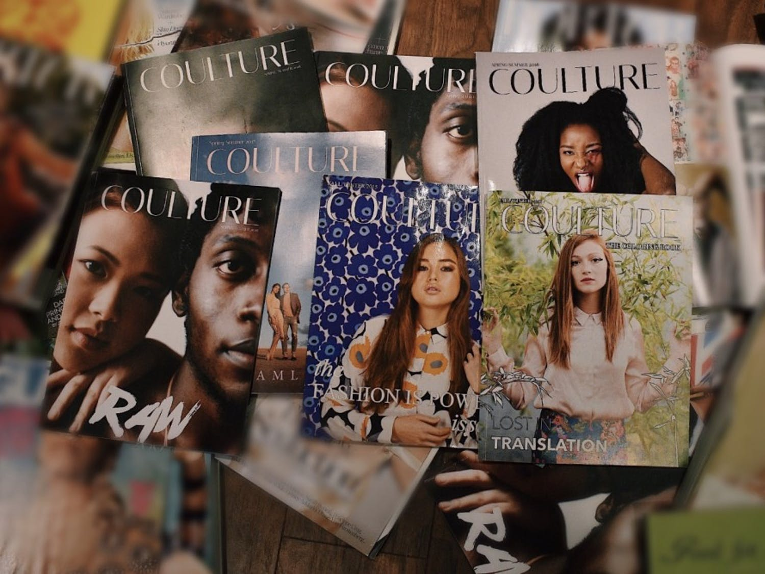 Coulture Magazine is in its third year of production with past issues being a hit on the UNC campus.