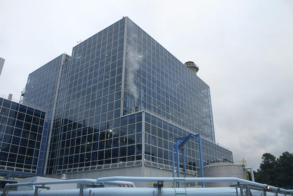 UNC likely won't meet its 2020 coal-free deadline
