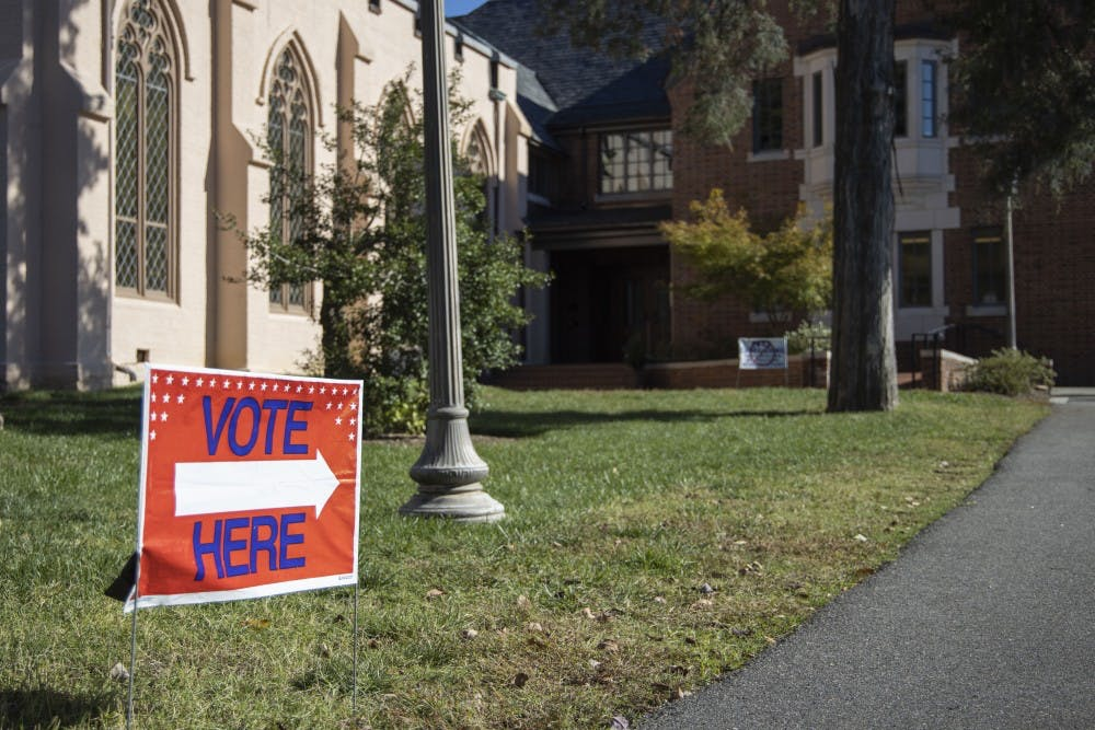 Election precinct changes could make voting on campus easier this year