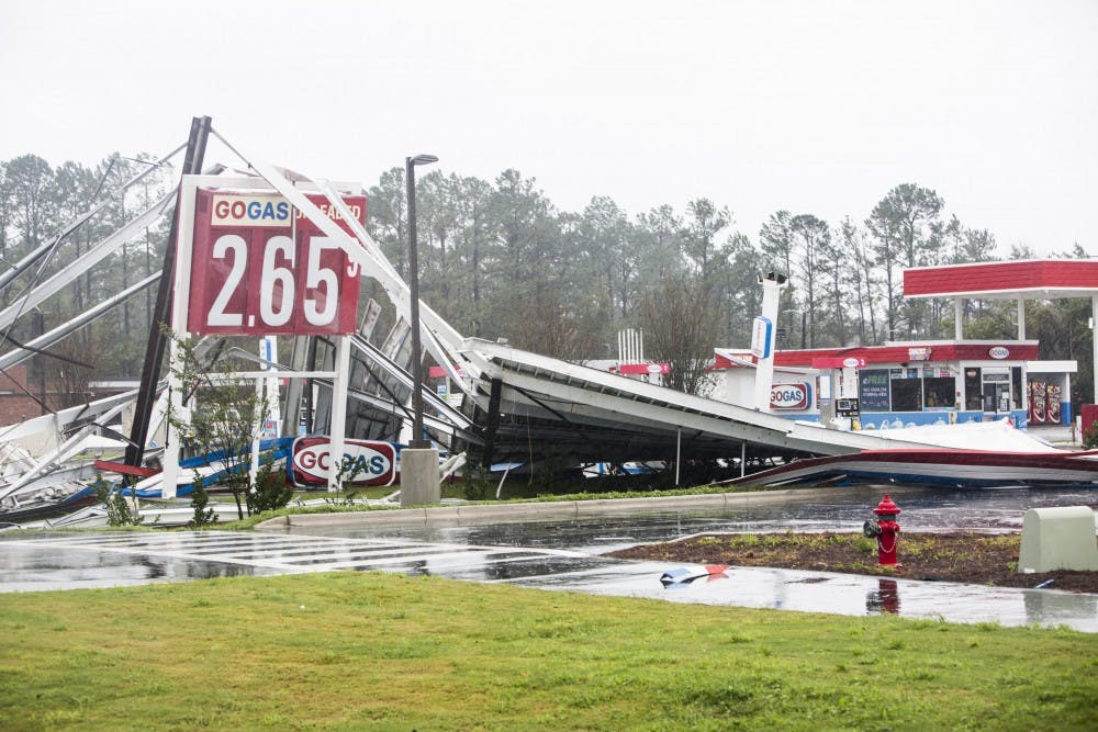Cooper recommends $1.5 billion for Florence recovery