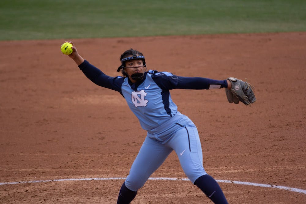 After 1-3 showing in ACC-Big 10 Challenge, UNC softball aims to learn from mistakes