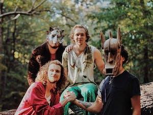 Chapel Hill-based funk-rock band JULIA.
