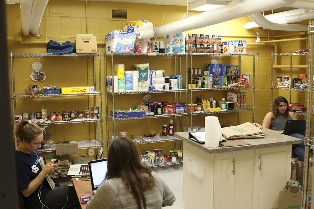 Food insecurity challenges undergraduates at UNC, nationwide