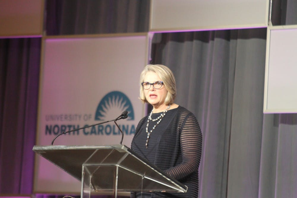 UNC President Spellings: higher education needs to be more affordable