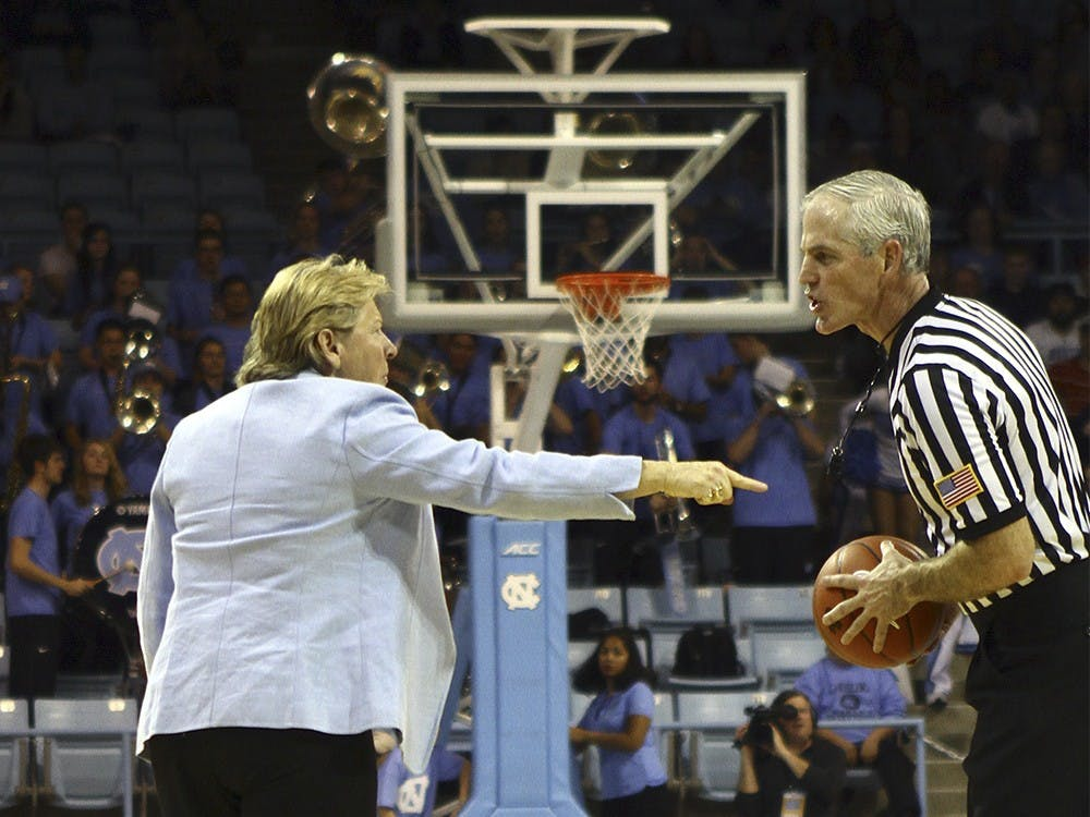 Questions abound for the North Carolina women's basketball team