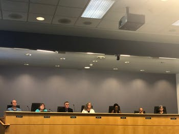 The Orange County Board of County Commissioners met on Tuesday, Sept. 10 to discuss regulation for discharging firearms.