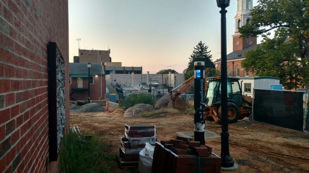 Several construction projects bring changes to Chapel Hill