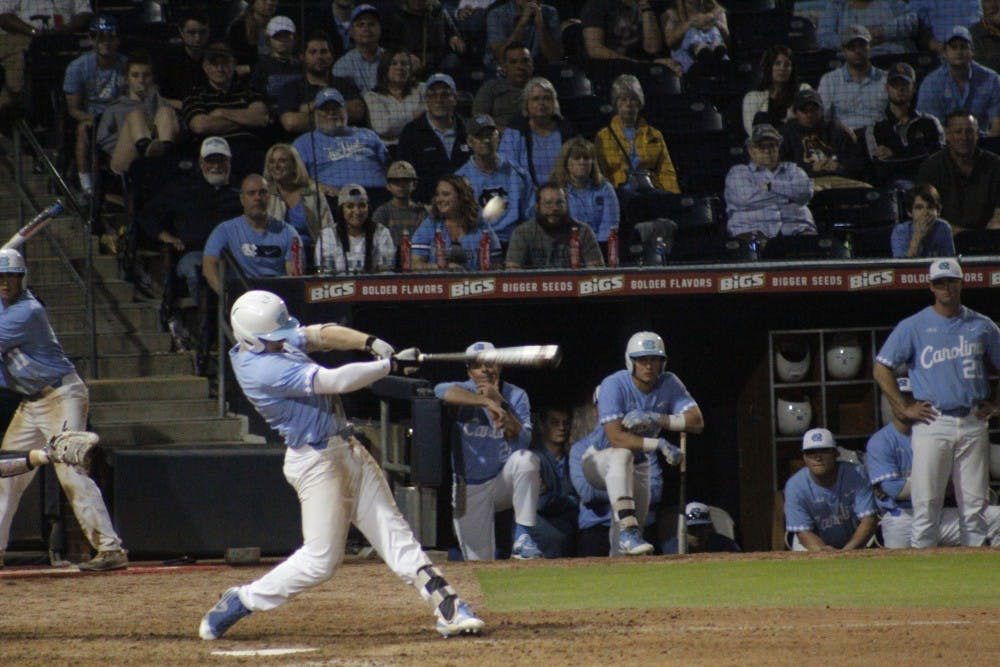 Crucial moments made all the difference in UNC baseball's 5-4 win over ECU on Saturday