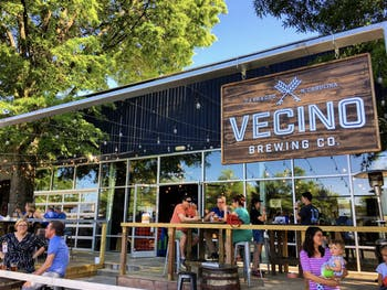 "Vecino Brewing Company will host a ""Seinfeld""-themed Festivus this holiday season. Photo courtesy of Tyler Brown."