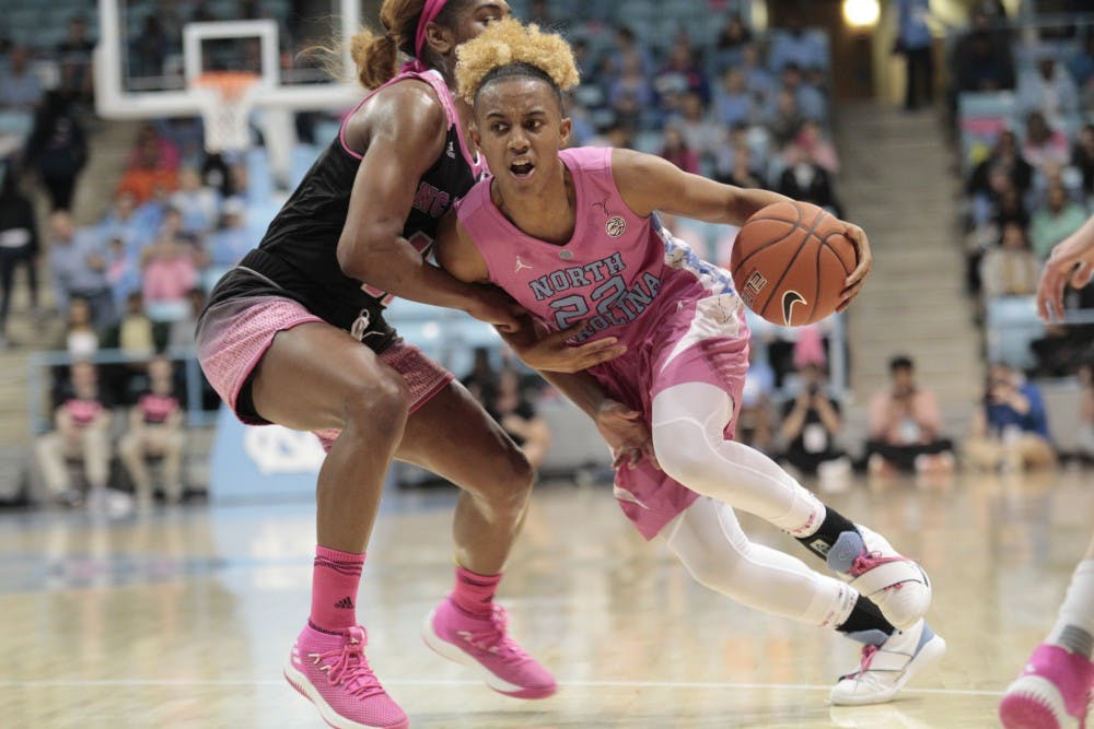 In senior day loss, Paris Kea remains a hero for UNC basketball