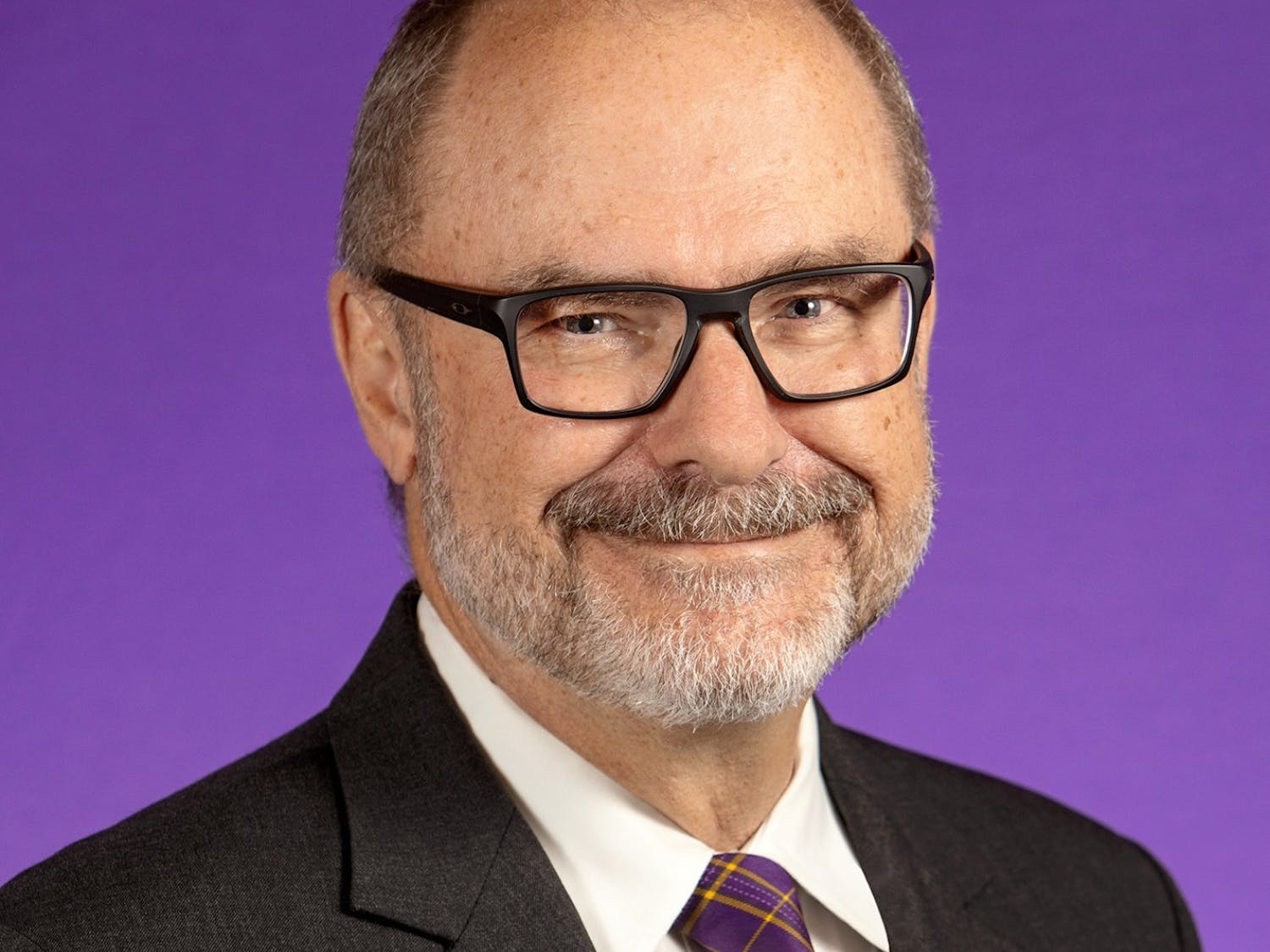 Ron Mitchelson will serve as the new interim chancellor of East Carolina University. He has been acting chancellor since Saturday. Photo courtesy of Josh Ellis, UNC System.