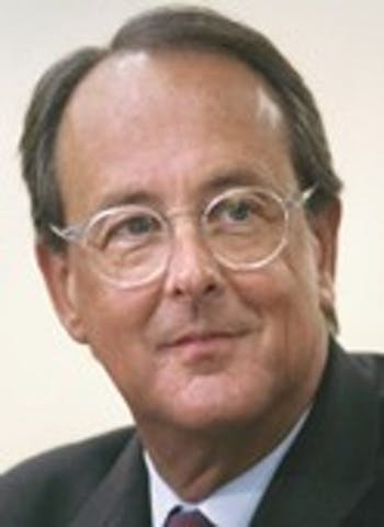 Erskine Bowles plans to step down as UNC president once a successor is found.