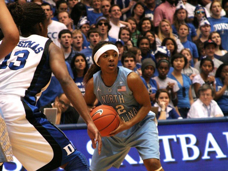 UNC v. Duke Women's Basketball