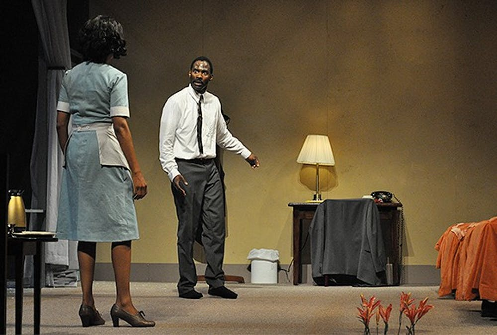 Play explores MLK's last night alive