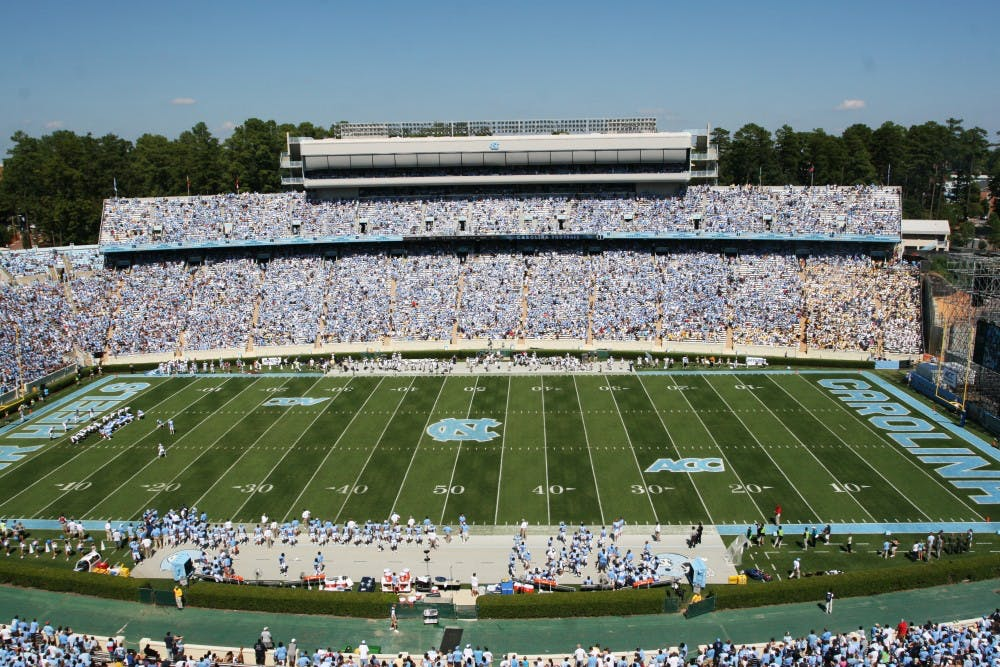 UNC falls to Georgia Tech 30-24