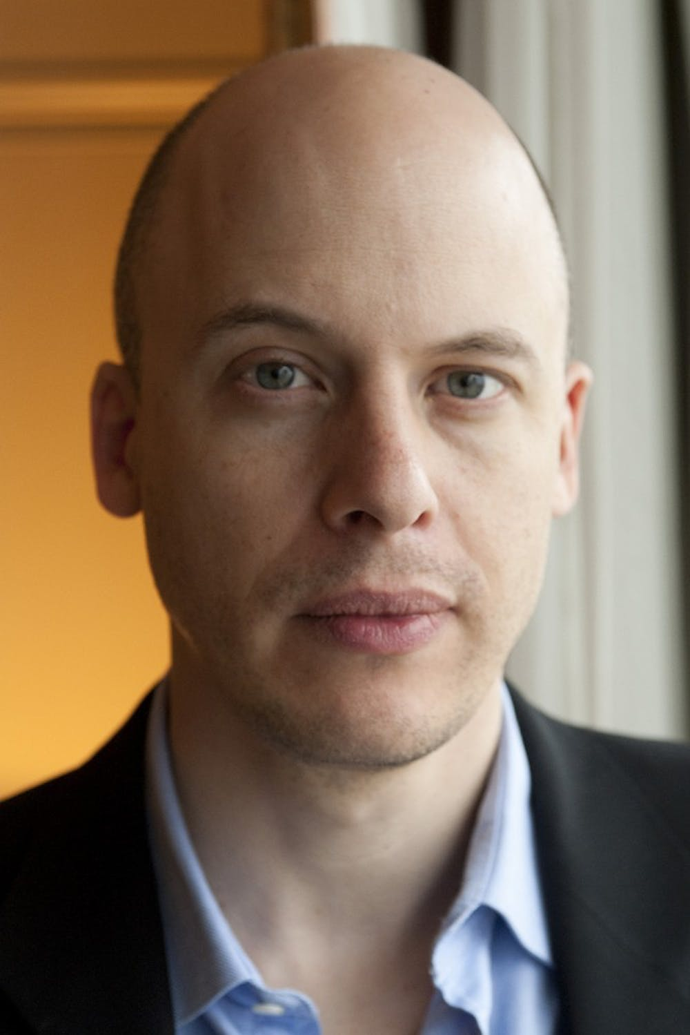 Q&A with journalist, author Lev Grossman