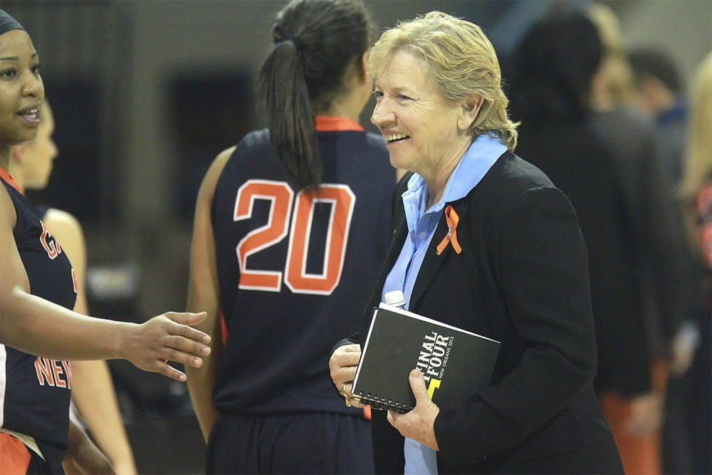 <p>Under Sylvia Hatchell, there were 114 women's basketball enrollments in African and Afro-American studies courses.</p>