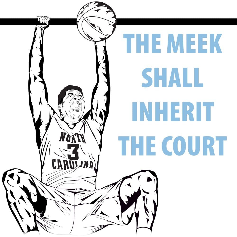 When UNC takes on Duke, Kennedy Meeks knows much will be required of him