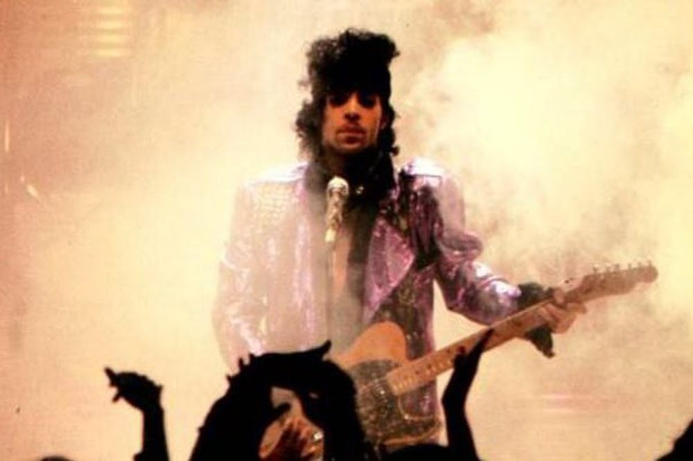Prince's purple reign at Carmichael in 1980s