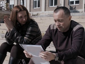 """Collective"" tells the story of how a group of investigative journalists exposed rampant government corruption in Romanian healthcare. Photo courtesy of Magnolia Pictures/TNS."