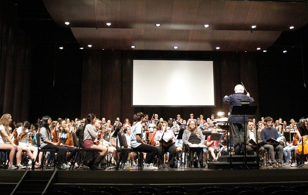 Carolina Choir, Symphony Orchestra to perform tribute to victims of concentration camp