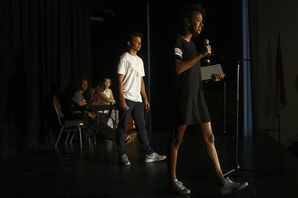 "Student ""artivists"" have rhythm with poetry, rap"