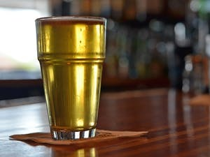 There are plenty of places to grab a cold beer on Franklin Street.     DTH/Rebecca Lawson