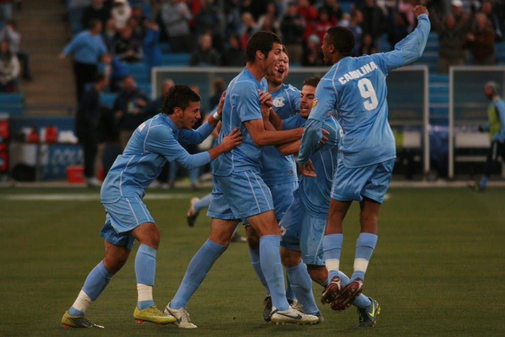 Top-seeded North Carolina wins second College Cup