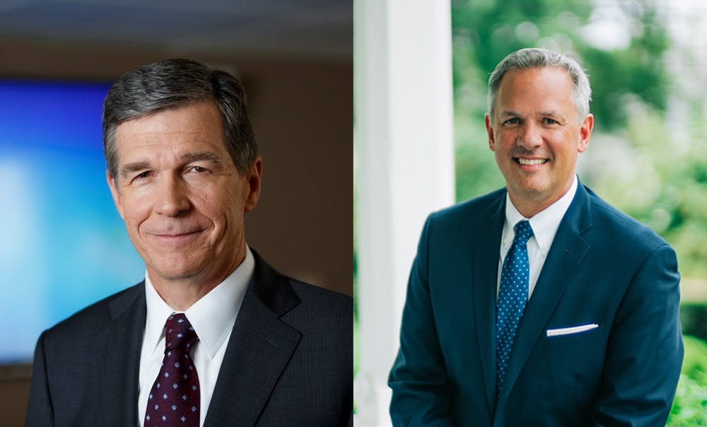 Cooper and Forest discussed COVID-19, budget and racism at N.C. gubernatorial debate