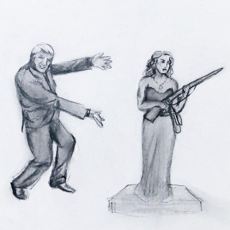 Illustration by Savannah Faircloth