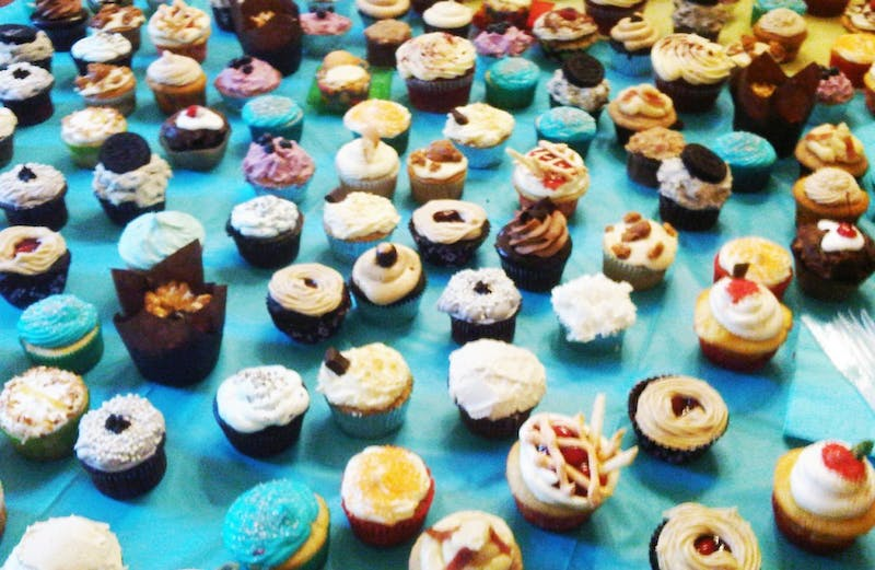 The Cupcake Challenge is part of the Cupcake Festival, an annual event held in memory of UNC philosophy professor Horace Williams.
