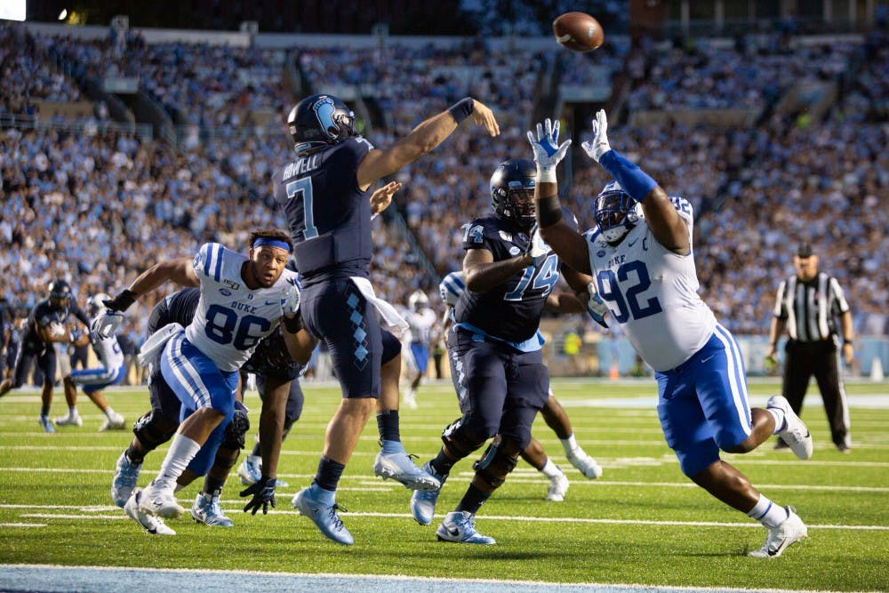 Local officials have concerns about UNC football's plans to play in less than a month