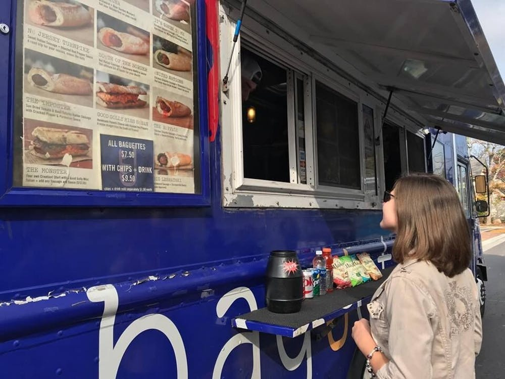 Saddle up and mosey on down to the Rosemary food truck rodeo