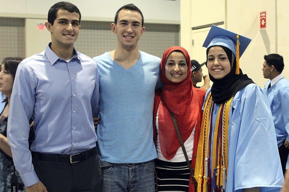 Razan Mohammad Abu-Salha: 'She was loving, she was kind'