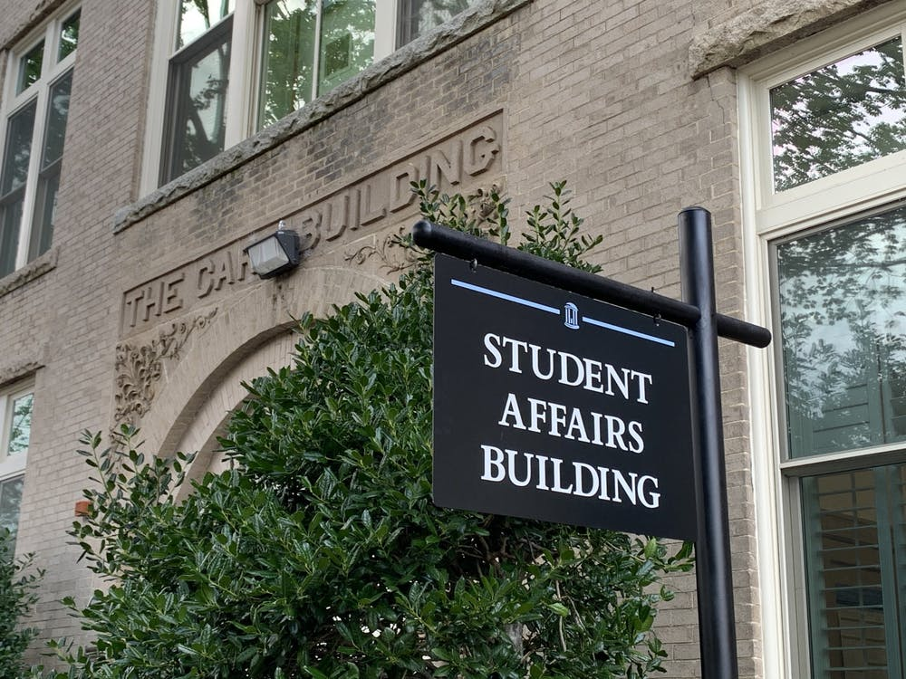 """UNC Board of Trustees votes to rename campus buildings, tables a """"forgiveness"""" proposal"""