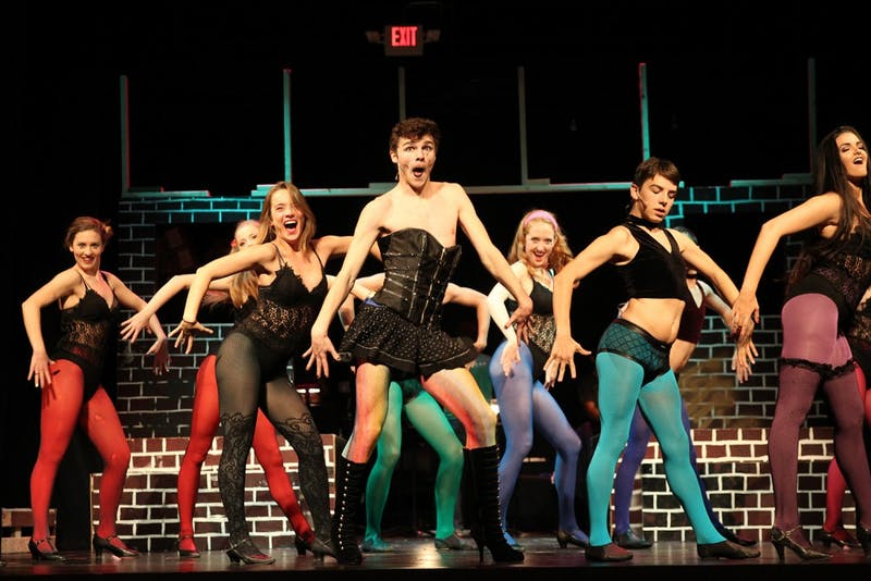 UNC Pauper Players' fall production of Cabaret