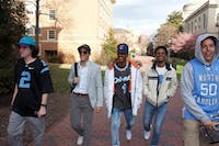 The Student Hip-Hop Organization celebrates the art and the history of hip-hop. Photo courtesy of Alex Zietlow.