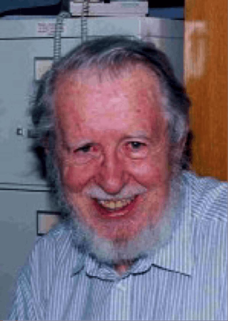 Professor emeritus Joseph St. Jean Jr. // Courtesy of  Joseph G. Carter